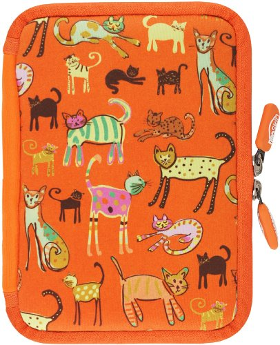 9781441308535: NeoSkin Kindle Zip Sleeve, Cat's Meow (Fits Kindle and Kindle Paperwhite, Neoprene Kindle Cover, Kindle Case)