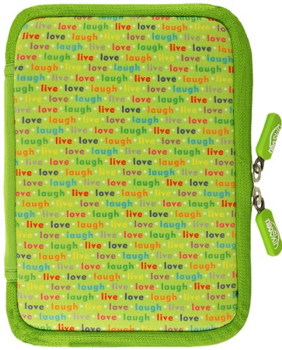 9781441308627: NeoSkin Kindle Zip Sleeve, Live, Love, Laugh (Fits Kindle and Kindle Paperwhite, Neoprene Kindle Cover, Kindle Case)