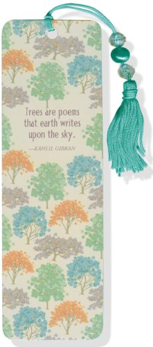 9781441309341: Enchanted Forest Beaded Bookmark