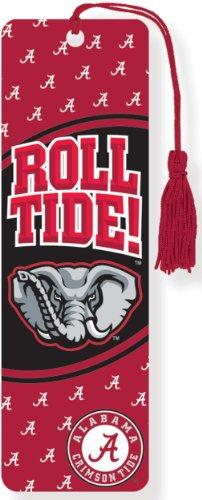 9781441309488: University of Alabama 3-D Bookmark (Lenticular Bookmark, Crimson Tide)