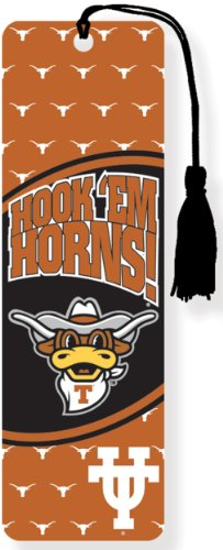 9781441309723: University of Texas at Austin 3-D Bookmark (Lenticular Bookmark, Texas Longhorns)