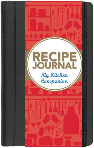 Recipe Journal (Diary, Notebook) (1441309837) by Peter Pauper Press