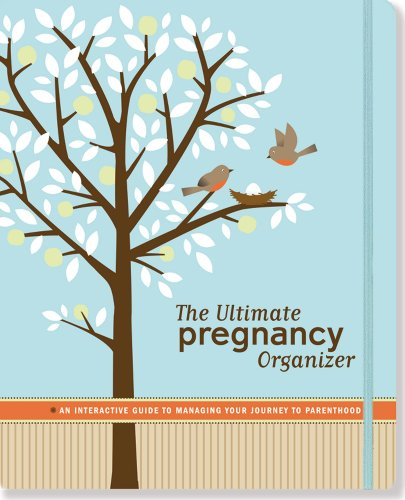 9781441310163: The Ultimate Pregnancy Organizer: An Interactive Guide To Managing Your Journey to Parenthood
