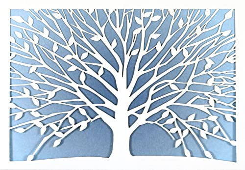 9781441310316: Tree of Life Laser Cut Note Cards (Stationery, Boxed Cards)