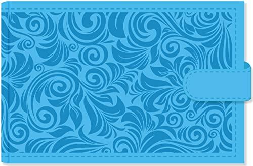 9781441310552: Sky Blue Photo Album (Stores 48 4-inch x 6-inch photos, Brag Book)