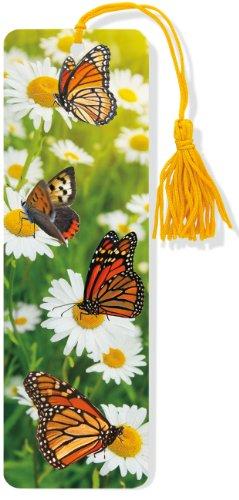 9781441310569: Butterflies 3-D Bookmark (Lenticular Bookmark)