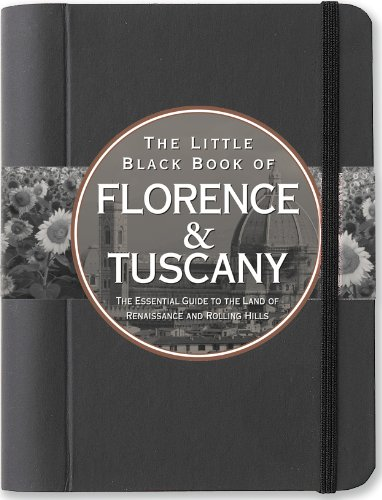 9781441310668: The Little Black 2013 Book of Florence & Tuscany