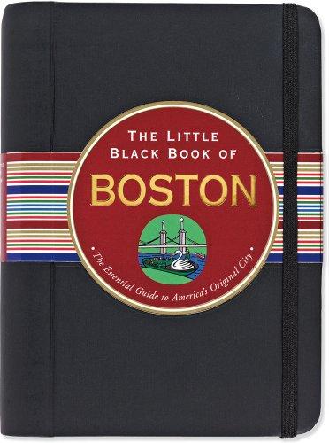 Little Black Book of Boston 2013 (Little Black Books (Peter Pauper Hardcover)): Olia, Maria T.