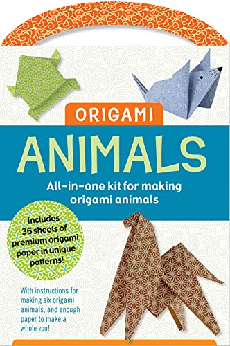9781441311405: Animals Origami Kit
