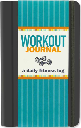 Workout Journal (Diary, Notebook, Fitness) 9781441312297 Achieve your goals and attain optimum health. Make this journal your exercise buddy! Keep track of those trips to the gym, workouts at h