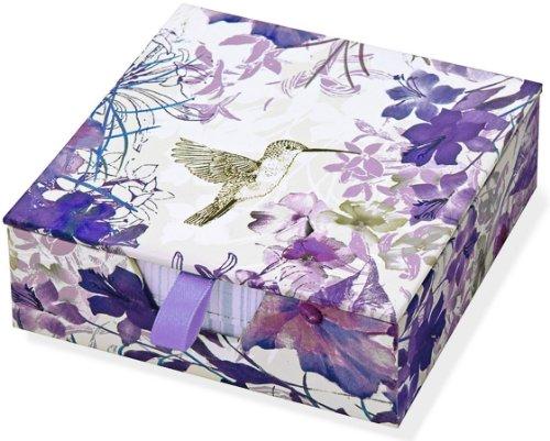 9781441312716: Hummingbird Desk Notes (Note Pad)
