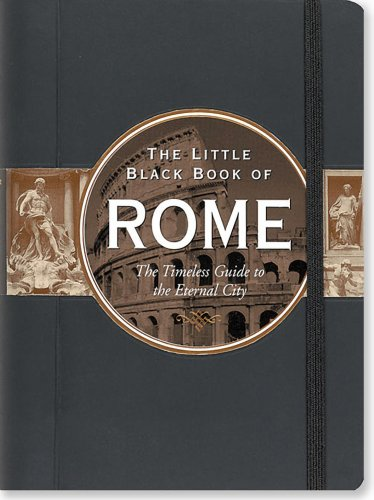 9781441313560: The Little Black Book of Rome, 2014 Edition