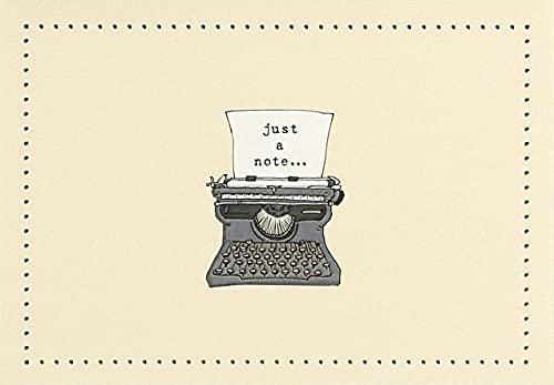 9781441313614: Typewriter Note Cards (Stationery, Boxed Cards)