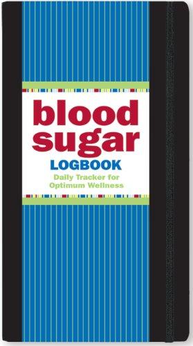 9781441313836: Blood Sugar Logbook (Glycemic, Glucose Tracker)