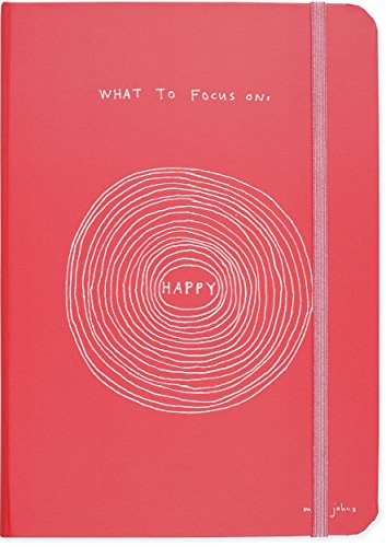 What to Focus On (Happy) Journal (Diary, Notebook): Peter Pauper Press