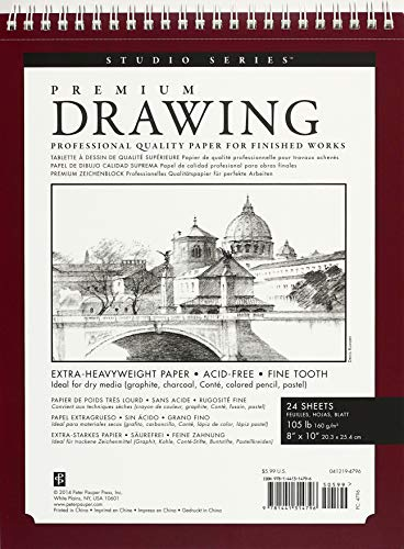 9781441314796: Sketch Pad 8x10 (Studio)