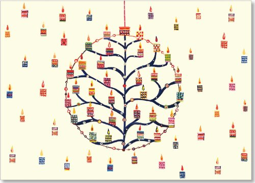 9781441314871: Candles of Peace Small Boxed Holiday Cards (Christmas Cards, Greeting Cards)