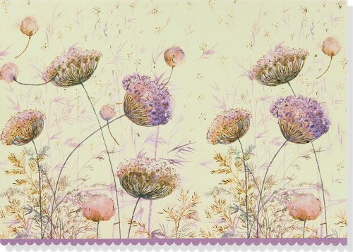 9781441315120: Pink Wildflowers Note Cards (Stationery, Boxed Cards)