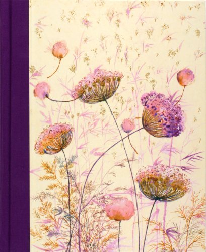 Pink Wildflowers Journal