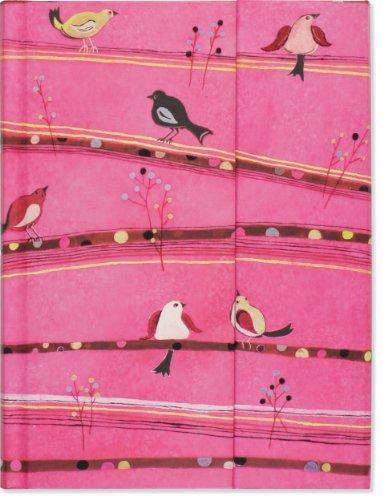 9781441315229: Pink Birds Journal (Diary, Notebook)