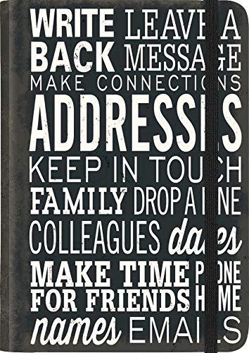 Keep In Touch Address Book: Peter Pauper Press