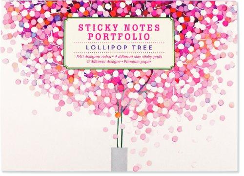 9781441315571: Lollipop Tree: Sticky Notes Portfolio