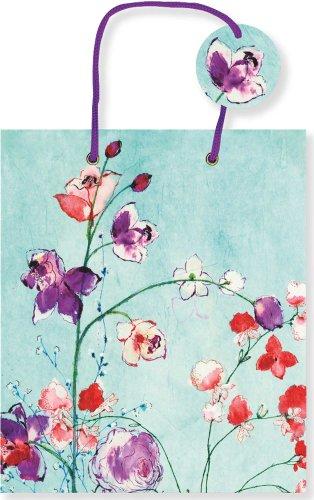 9781441315670: Fuchsia Blooms Gift Bag