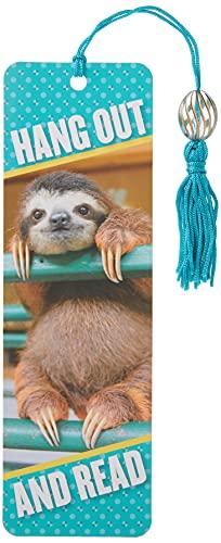 Baby Sloth Beaded Bookmark: Peter Pauper Press