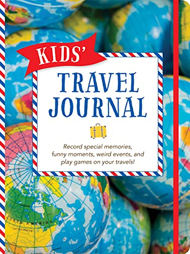 9781441318145: Kids' Travel Journal (Interactive Diary, Notebook)