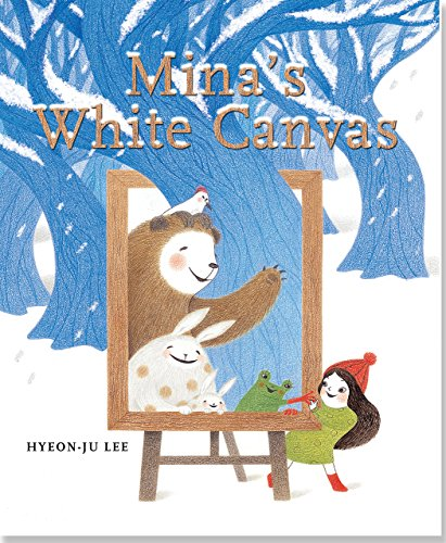 Minas White Canvas: Hyeon-Ju Lee