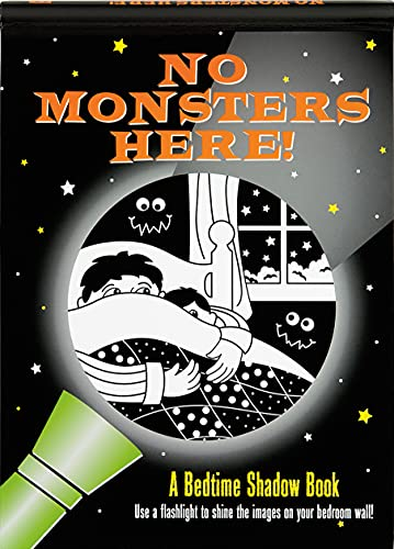 9781441318336: No Monsters Here! Bedtime Shadow Book