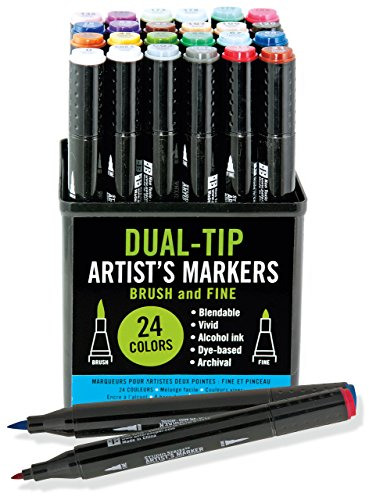 9781441318411: Studio Series Dual-tip Alcohol Markers: Set of 24