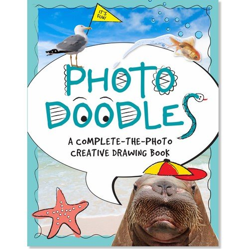 9781441318442: Photo Doodles (A Complete-The-Photo Creative Drawing Book)