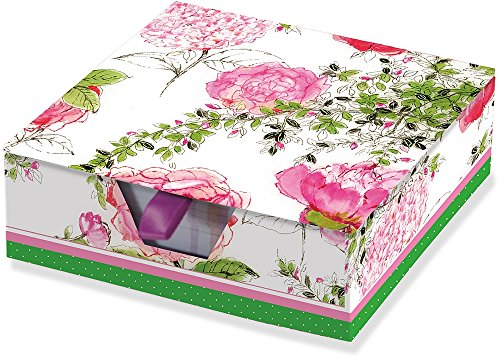 Rose Garden Desk Notes (Note Pad)