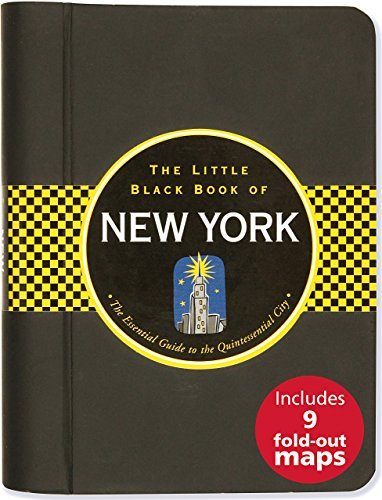 9781441318886: Little Black Book of New York, 2016 Edition: The Essential Guide to the Quintessential City