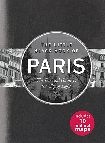 9781441318893: The Little Black Book of Paris, 2016 Edition