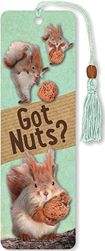 9781441318923: Got Nuts? Beaded Bookmark
