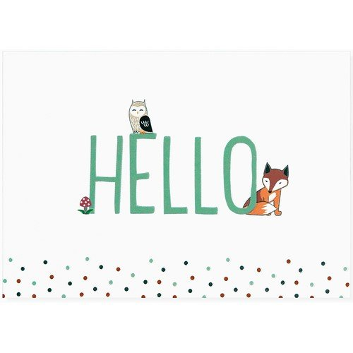 9781441318961: Hello Note Cards (Stationery, Boxed Cards)
