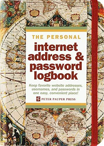 9781441319074: Old World Internet Address & Password Logbook