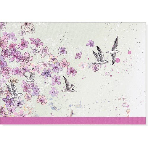 9781441319227: Birds in Flight Note Cards (Stationery, Boxed Cards)