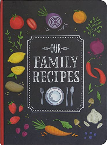 9781441319487: Our Family Recipes