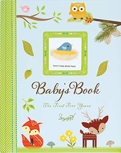 Baby's Book: The First Five Years: Peter Pauper Press