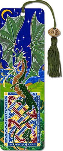 9781441319784: Dragon Beaded Bookmark