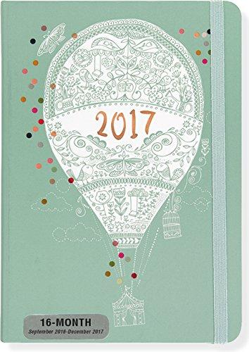 9781441319845: Up, Up, and Away 2017 Calendar