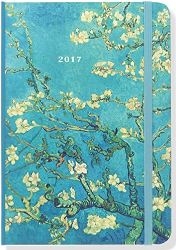 9781441319876: 2017 Almond Blossom Weekly Planner (16-Month Engagement Calendar)