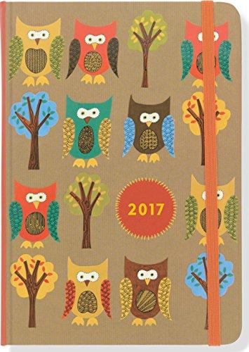 9781441319920: Owls Weekly 2017 Planner
