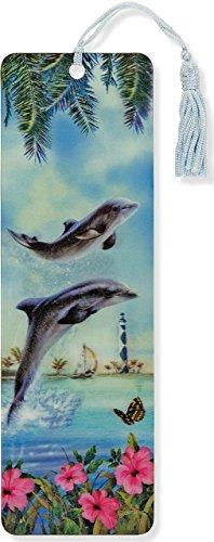 9781441320018: Dolphin 3-D Bookmark (Lenticular Bookmark)