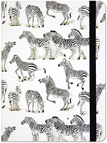 9781441320308: Zebra Journal (Diary, Notebook)
