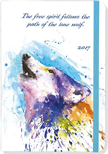 9781441320704: 2017 Wolf Weekly Planner (16-Month Engagement Calendar)