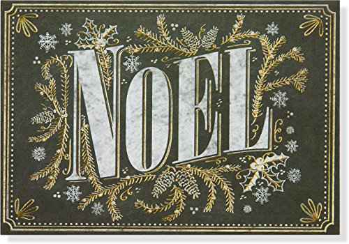 Noel Small Boxed Holiday Cards (Christmas Cards, Greeting Cards): Peter Pauper Press